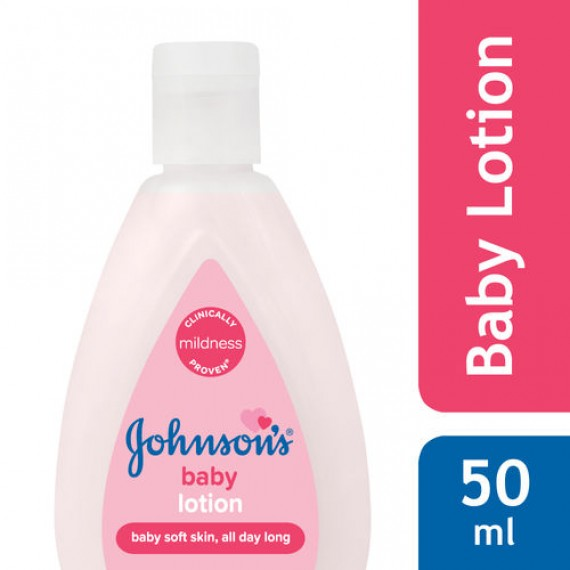 Johnson's New Baby Lotion 50 ml