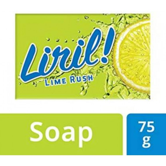 Liril Lime Rush  (75 g)