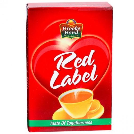 Red Label Tea Box  (250 g)