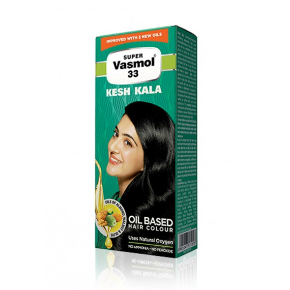 Vasmol Kesh Kala Oil Based Hair Colour 100 ml