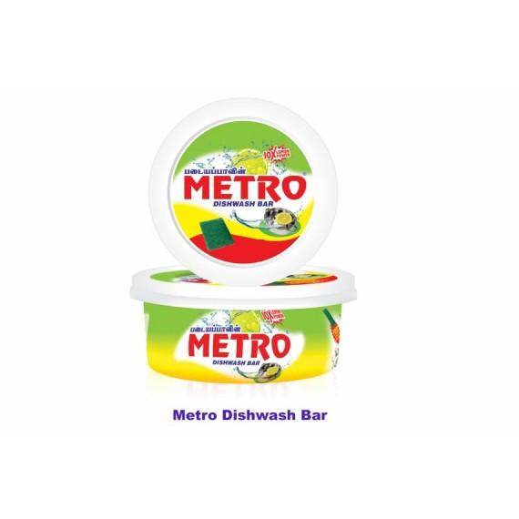 Metro Dishwash Bar (Free Scrubber) (500 g)