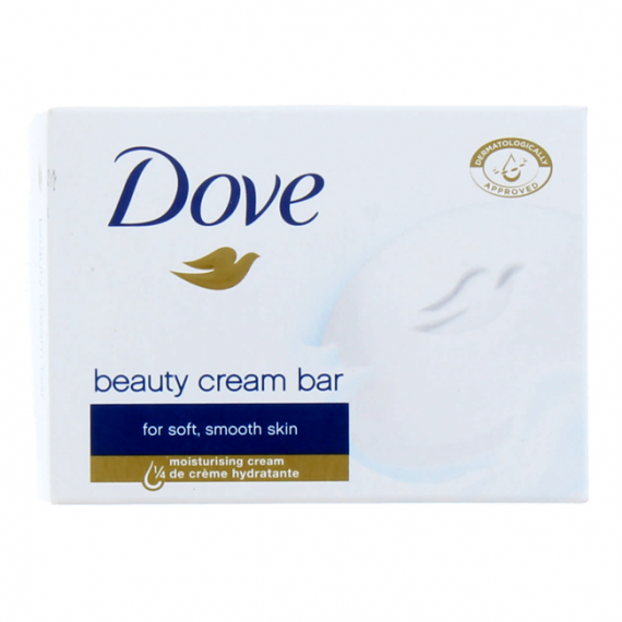 Dove Cream Beauty Bathing Bar  (100 g)