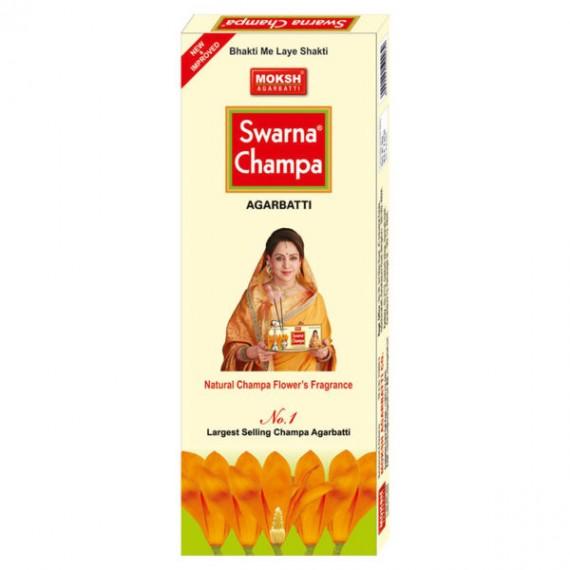 Moksh Swarna Champa Agarbatti 120 g
