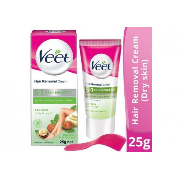 Veet Hair Removal Cream For Dry Skin - 25 g