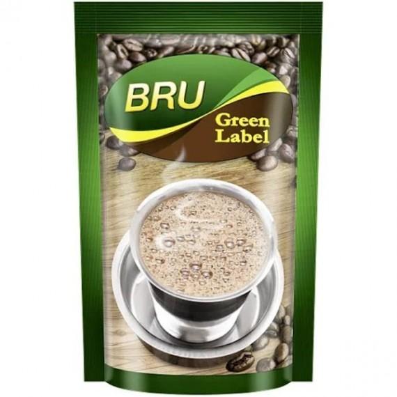 Bru Green Label Coffee. 200g